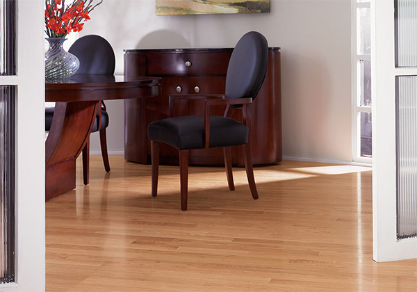 Color Plank Solid by Somerset, Natural Red Oak