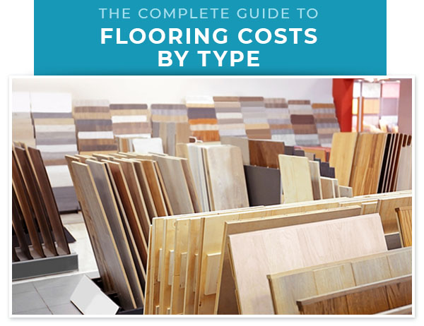 guide to flooring costs by type