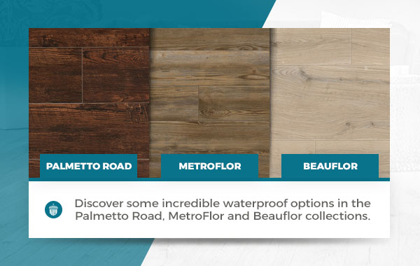 Palmetto Road, MetroFlor and Beauflor collections