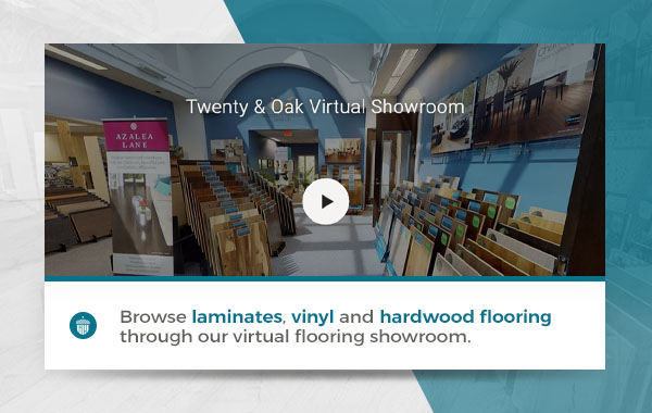 Twenty & Oak Virtual Showroom