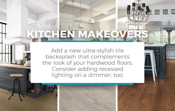 Kitchen Makeovers