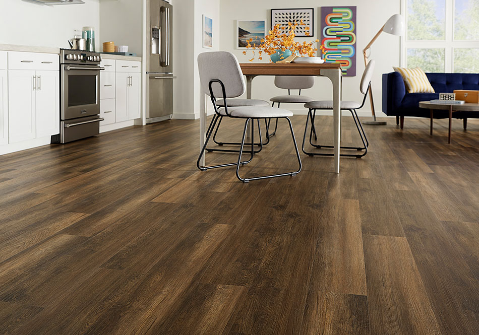 Kitchen Floors And Cabinets, Matching Laminate Flooring To Cabinets