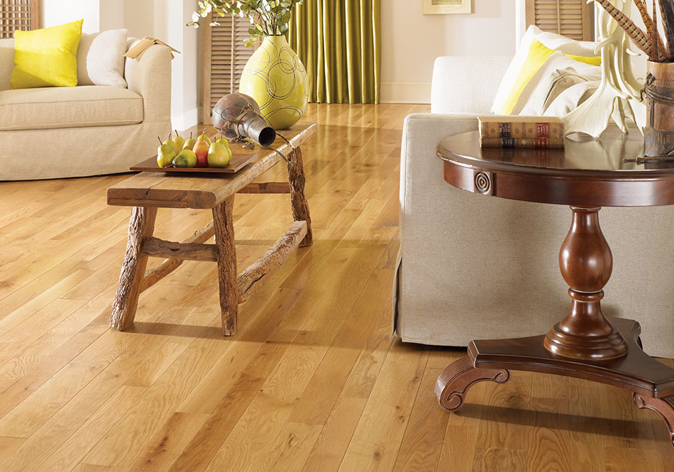 Somerset, Character Engineered, Natural White Oak 5""