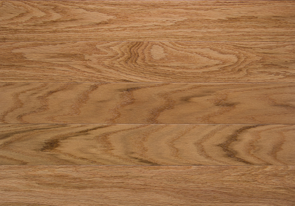 Somerset, Classic Engineered, Natural Red Oak 5""