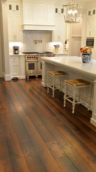 Flooring Ideas - Kitchen & Living Room Wood Floors | Twenty ...